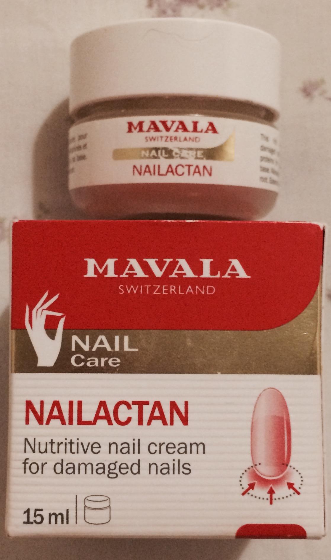 Mavala Nailactan Cream