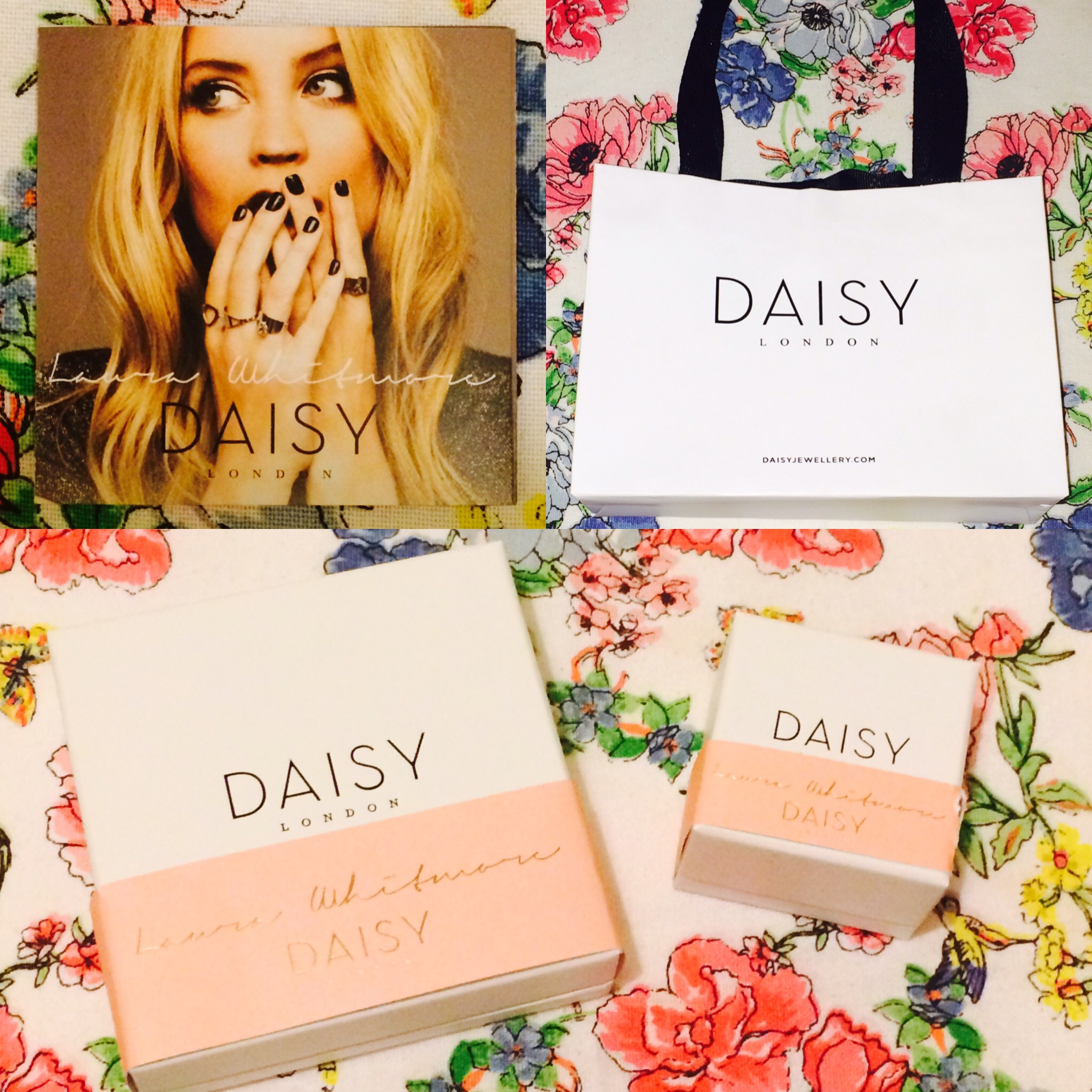 Laura Whitmore x Daisy London collection